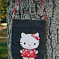 Un sac avec kitty !