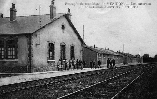 Mézidon - Entrepot de munitions 2