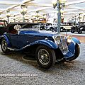 Tracta type E1 cabriolet de 1930 (Cité de l'Automobile Collection Schlumpf à Mulhouse) 01