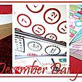 December daily - étape 6