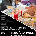 <b>Salon</b> de Moustiers Dimanche 19 Septembre 2021