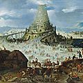 Anton <b>Mozart</b>, The Tower of Babel