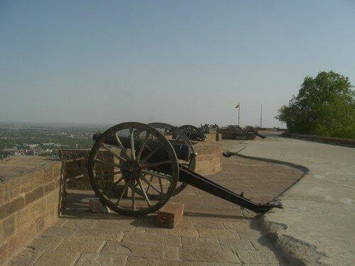 Jodhpur, forteresse Mehranghar