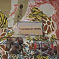 Afrique collage Louis