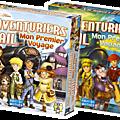 Boutique jeux de société - Pontivy - morbihan - ludis factory - Aventuriers du rail mon premier voyage