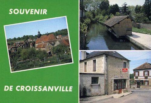 4 - Croissanville