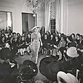 New look Christian Dior 1947