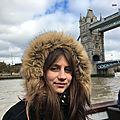 Croisière sur la Tamise / Baby Come back soon in <b>London</b>