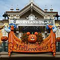Un automne chez disney - halloween mood