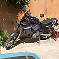 motos: rando-raids trails classiques