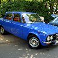Alfa Roméo nuova super 1600 (34ème Internationales Oldtimer meet