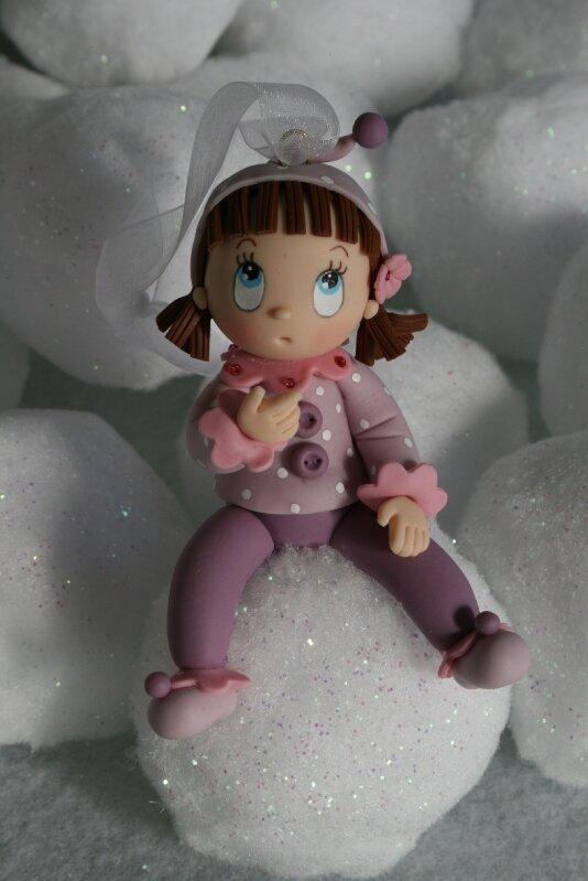 Boule de neige (d'après Babou Bricole)