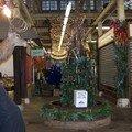 Le marché couvert de la place d'Aligre