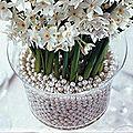 vase rempli de perles