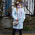 <b>Couture</b> Review : Manteau vinyle 60's