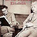 Le Cas Eduard Einstein, <b>Laurent</b> <b>Seksik</b>