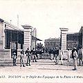 Les cousins - recrutement des équipages de la flotte - Sucide et Arrestation au Creusot