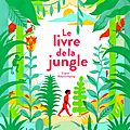 Le livre de la jungle, de Véronique Ovaldé & illustré par <b>Laurent</b> <b>Moreau</b>