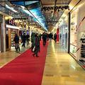 tapis rouge du centre jaude et sa galerie marchande