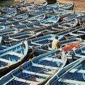 Port de pêche à Essaouira (Maroc)