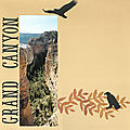 Grand Canyon-Californie