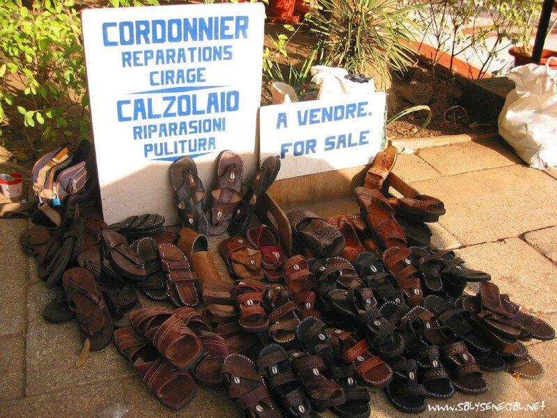 chaussuressaly