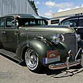 <b>Chevrolet</b> <b>Master</b> DeLuxe 4door sedan custom-1939