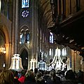 L'Appel décisif des catéchumènes à Notre-Dame de Paris