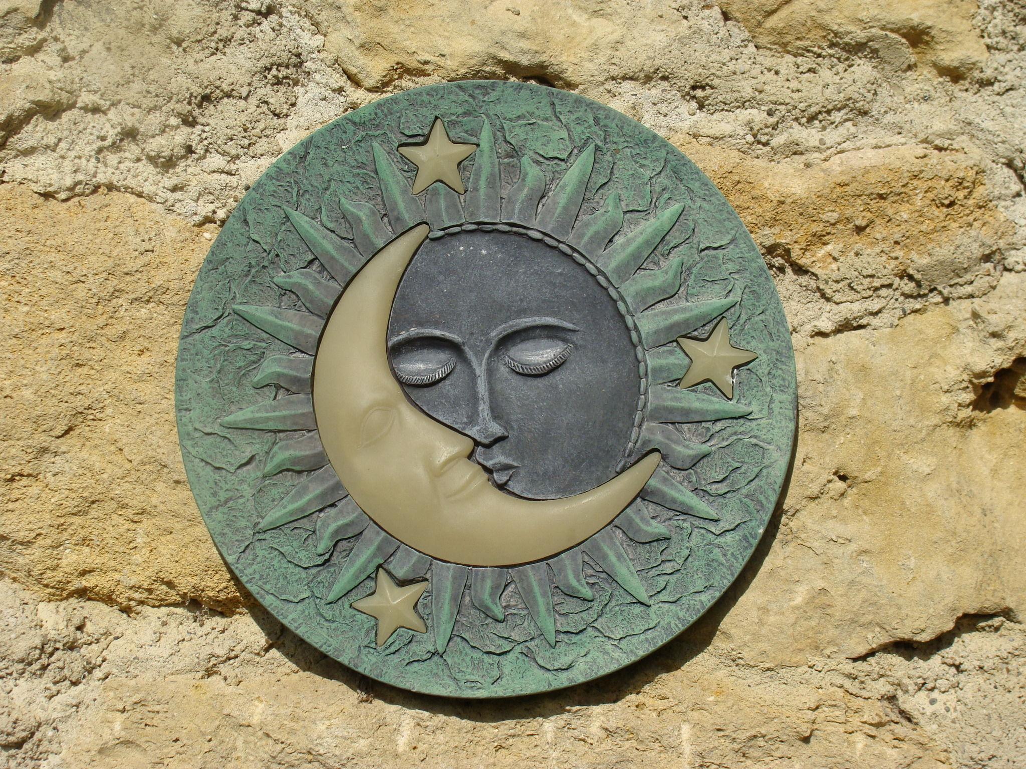 soleil et lune