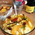 La fameuse salade de fruits qui faire crier hmmmmm !