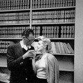 29/06/1956 le mariage civil d'arthur et marilyn