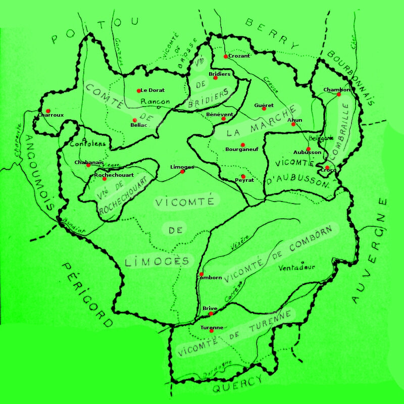 Limousin medieval