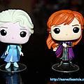 Pop! Funko <b>Frozen</b> II : Elsa & Anna