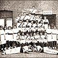 TRELON - Une Fête locale vers 1925