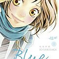 Blue spring ride, tome 1 by io sakisaka
