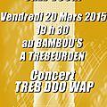 Concert treb doo wap