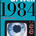 1984 - george orwell - editions gallimard