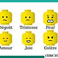 Les émotions de vos personnages