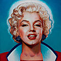 Art - marilyn par katherine arion
