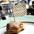 ☆ calendrier de l'avent : 1 surprise par jour ☆ jour 11 : petits pains marque-place pour votre table de noël