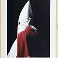 <b>Andres</b> <b>Serrano</b> (Né en 1950), Klansman, great titan of the invisible empire, 1998