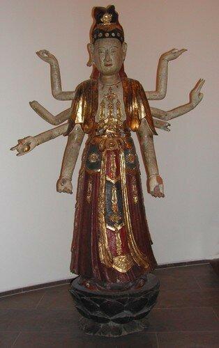 53. Bhodisattva Quan Am
