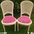 Faites place aux jumelles baroco/pink