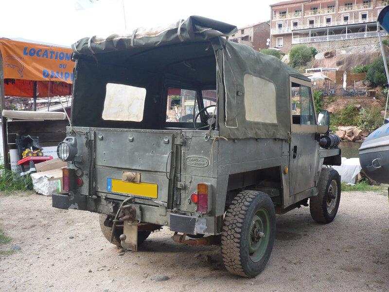 LAND ROVER 1-2 Ton Lightweight Commando Series III Porto (2)