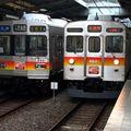 Tôkyû 8000 (8691 & 8641) Ôimachi line, Jiyûgaoka eki