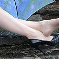 Le pied foulé
