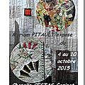 Expositions <b>patch</b> début octobre...