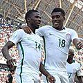 Les buts de Zambie Nigéria résume vidéo (1-2) - CM <b>2018</b>