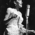 Billie holiday : 100 ans !