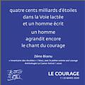 Courage, les mots sont toujours là
